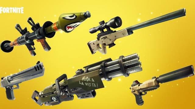 6 mejores armas de fortnite y cuando usarlas
