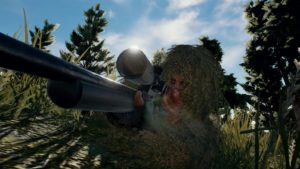 sniper PlayerUnknown´s Battlegrouds