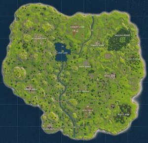Primer mapa fortnite