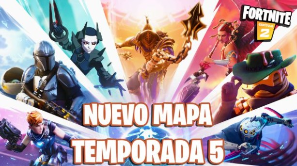 Temporada 5 fortnite