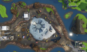 bunker fortnite