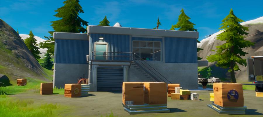 fabrica de cajas en fortnite
