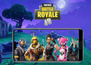 moviles android compatibles con fortnite