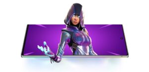 galaxy note 10 skin fortnite