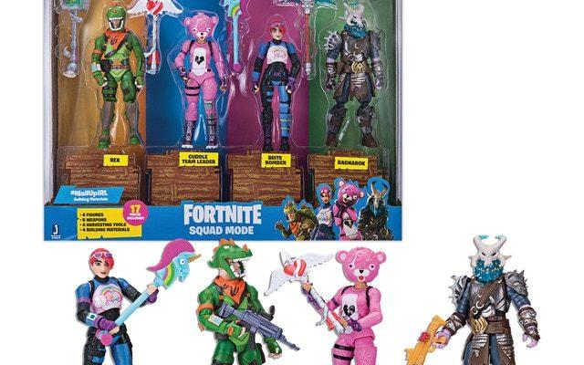 Comprar juguetes y accesorios de fortnite