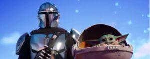 mandalorian fortnite