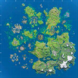 mapa fortnite temporada 3