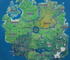 nuevo mapa temporada 4 capitulo 2 fortnite