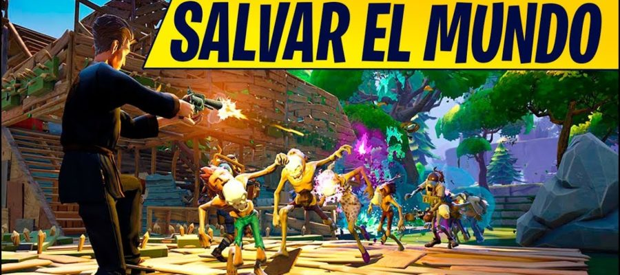 salvar al mundo fortnite