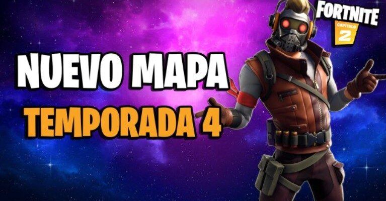 temporada 4 fortnite 2